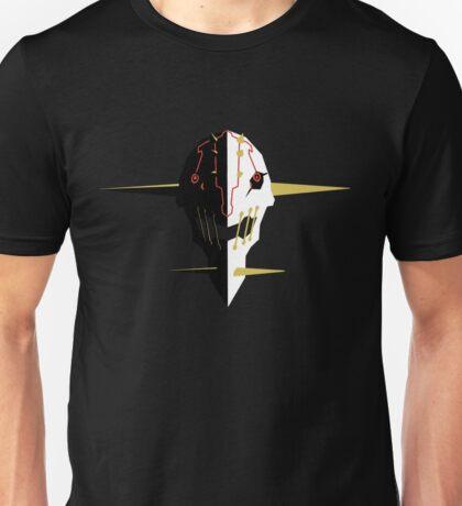 Metal Face Unisex T-Shirt