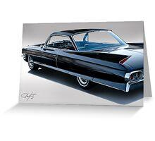 1960 Cadillac El Dorado Brougham I Greeting Card