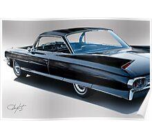 1960 Cadillac El Dorado Brougham I Poster
