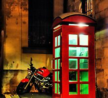 Phone & Bike by andreisky