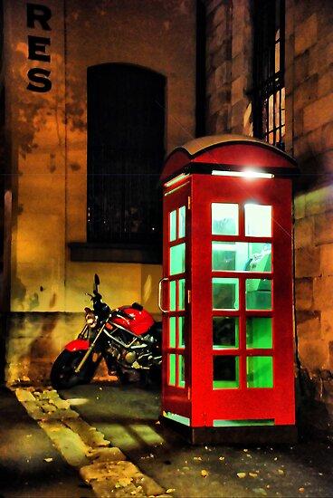 Phone & Bike by andreisky