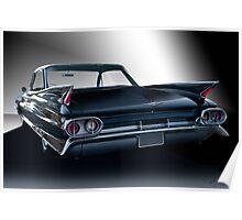 1960 Cadillac El Dorado Brougham V Poster