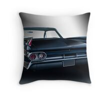 1960 Cadillac El Dorado Brougham V Throw Pillow