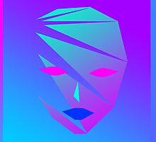 Banshee Face by PREMO-TEES