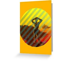 The Robots Of Dawn Greeting Card