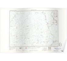Maine USGS Historical Map Presque Isle 460781 1960 250000 Poster