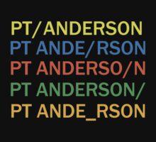 Paul Thomas Anderson by Rob Davies