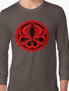 Hail Cobra! Long Sleeve T-Shirt