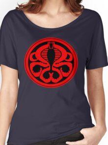 Hail Cobra! Women's Relaxed Fit T-Shirt