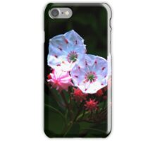 Mountain-laurel iPhone Case/Skin