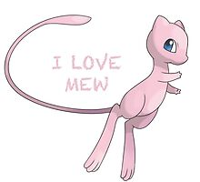 Love Mew by Streetyouthrage