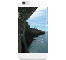 The Castlepoint Light iPhone Case/Skin