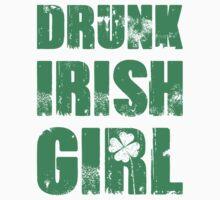 Drunk Irish Girl by designbymike