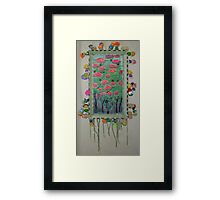 Death Tree Framed Print
