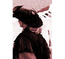Black Widow Photographic Print