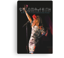 Paloma at The Crocodile Cafe Canvas Print