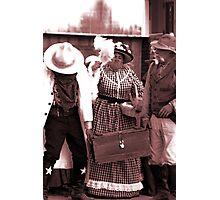 Dusty Battle Photographic Print