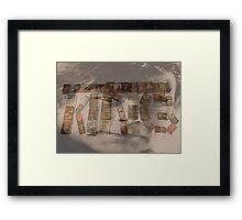 Stephen King Framed Print