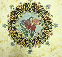 """The Tulip & The Bird"" Miniatures by Reemtaki60"