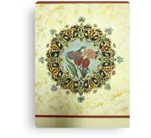 """The Tulip & The Bird"" Miniatures Canvas Print"