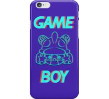 GAME BOY iPhone Case/Skin