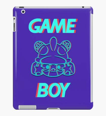 GAME BOY iPad Case/Skin