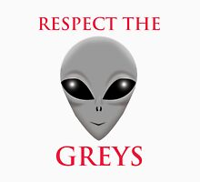 RESPECT THE GREYS T-Shirt
