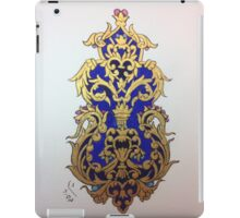 Navy Miniatures iPad Case/Skin