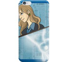 Luna Lovegood Playing Card iPhone Case/Skin
