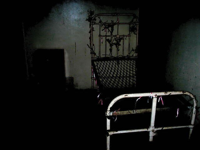 Apparition at the Old Adelaide Jail by Geni29