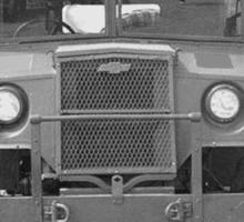 CMP Truck Sticker