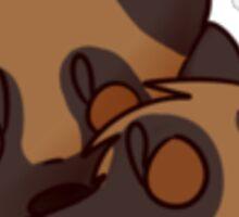 Hyena Love Sticker
