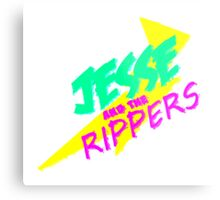 Jesse and the Rippers Metal Print