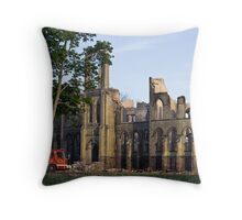 Alma College May 2008 Throw Pillow
