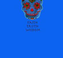 Faith, Truth, Wisdom by NightSkyArtCo