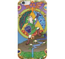 Savior of Hyrule  iPhone Case/Skin