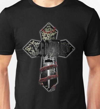 AMDG cross Unisex T-Shirt