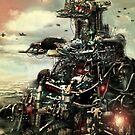 Robotic City by MBJonly
