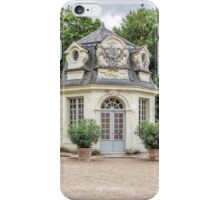 Outbuilding at Chateau de Villandry, Brittany, France iPhone Case/Skin