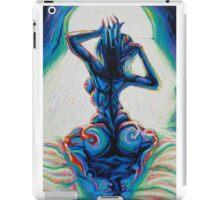 Waking Nude iPad Case/Skin