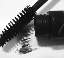 Make Up Series - Mascara by justineb