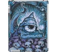 Cthonic Temple Smoke iPad Case/Skin