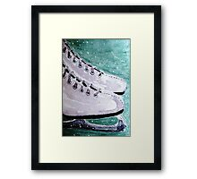 To Skate Framed Print