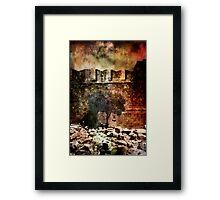 Walls of Jericho Framed Print