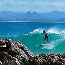Perfect Day Byron Bay by Mark Claridge