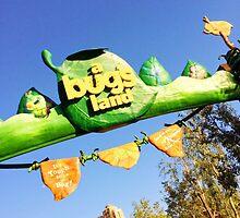 Bugs Land by disneywithbella