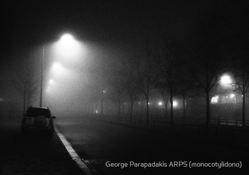 Winter abandonment by George Parapadakis (monocotylidono)