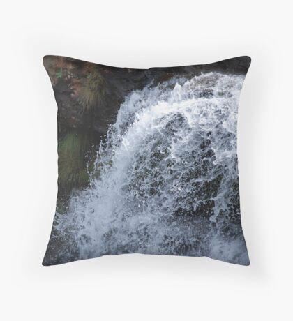 Lisbon Falls Throw Pillow
