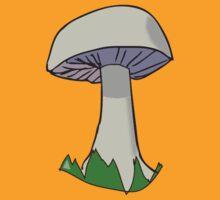 Mushroom  by Margaret Zita Coughlan