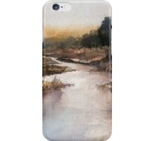"""Awaiting for snow (From series """"Nostalgie"""") iPhone Case/Skin"""